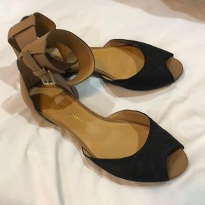 Lightly worn Franco Sarto sandals